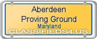 Aberdeen Proving Ground board